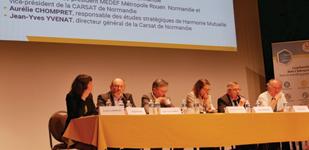 « L'avenir de la protection sociale et les réformes possibles » : une table ronde pour demain