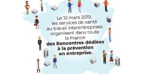 8000 participants aux Rencontres santé-travail sur tout le territoire à travers la France