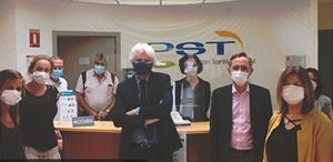 Les Services de santé au travail à la rencontre des députés normands signataires d'une tribune appelant à une réforme urgente et ambitieuse