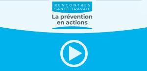 Rencontres santé-travail 2020 : les replays des 13 webconférences normandes