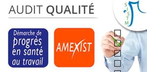 Audit qualité : l'amélioration continue en santé au travail